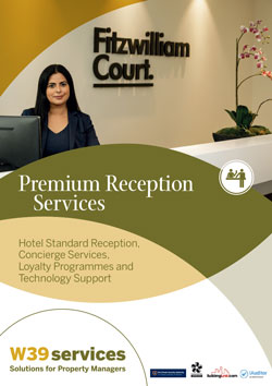 Premium Reception Services